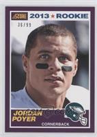 Jordan Poyer /99