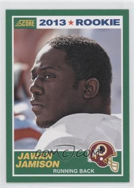 2013 Score #373 - Jawan Jamison
