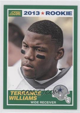 2013 Score #429 - Terrance Williams