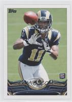 Tavon Austin (Arms at Chest)