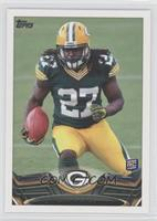 Eddie Lacy (Factory Variation: Ball in Right Hand, Untucked)
