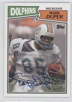Mark Duper