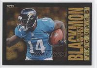 Justin Blackmon short print