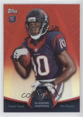 2013 Topps Blaster Box Holiday Mega Rookie Refractors #MBC-DH - DeAndre Hopkins