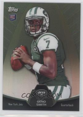 2013 Topps Blaster Box Holiday Mega Rookie Refractors #MBC-GS - Geno Smith