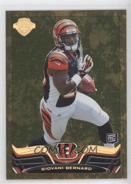 2013 Topps Build Your Legacy #358 - Giovani Bernard /99