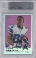 Terrance Williams /99 [BGS 9]
