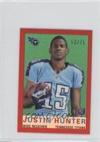 Justin Hunter /75