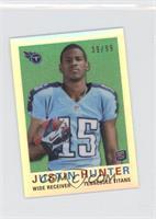 Justin Hunter /99