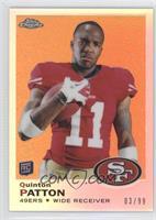 Quinton Patton /99