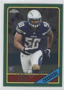 2013 Topps Chrome 1986 Design #24 - Manti Te'o