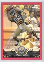 Antonio Brown /399