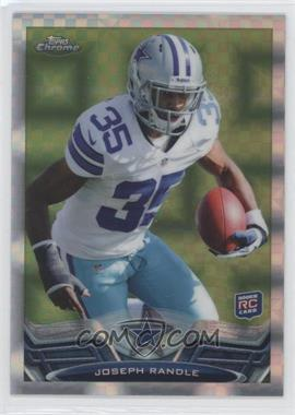 2013 Topps Chrome Retail X-Fractor #29 - Joseph Randle