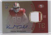 Vance McDonald /50