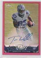 Terrance Williams /75