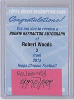 Robert Woods /150 [REDEMPTIONBeingRedeemed]