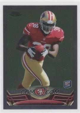2013 Topps Chrome #170.1 - Marcus Lattimore (Ball in Both Hands)