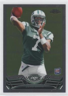 2013 Topps Chrome #21 - Geno Smith