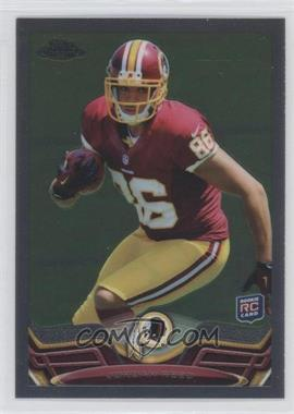 2013 Topps Chrome #81.1 - Jordan Reed (Ball in Right Hand)