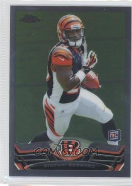 2013 Topps Chrome #96.1 - Giovani Bernard (Both Hands Visible)