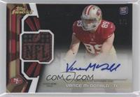 Vance McDonald /1