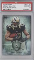Jimmy Graham [PSA 10]