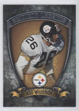 2013 Topps Gridiron Legends #GL-RW - Rod Woodson