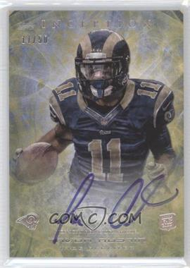 2013 Topps Inception Yellow #130 - Tavon Austin /50