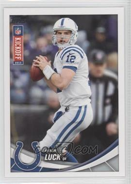 2013 Topps Kickoff #47 - Andrew Luck