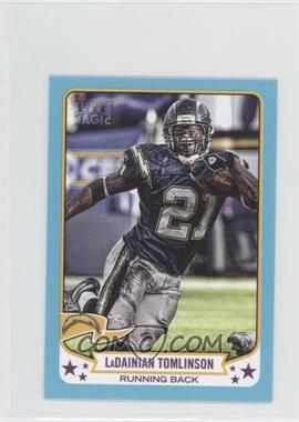 2013 Topps Magic - [Base] - Mini Blue #300 - LaDainian Tomlinson