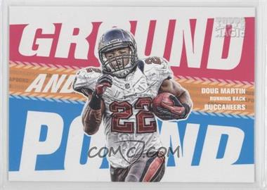 2013 Topps Magic - Ground and Pound #GAP-DM - Doug Martin