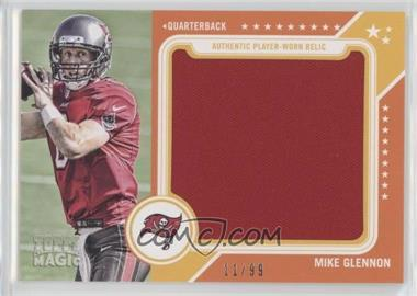 2013 Topps Magic - Rookie Relics #MRR-MG - Mike Glennon /99