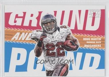 2013 Topps Magic Ground and Pound #GAP-DM - Doug Martin