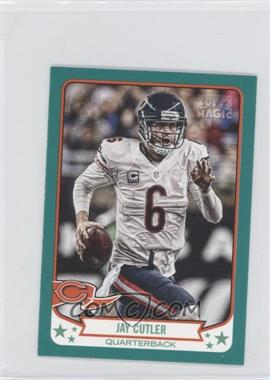 2013 Topps Magic Mini Green #235 - Jay Cutler