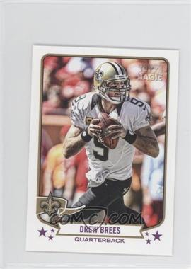 2013 Topps Magic Mini #125 - Drew Brees