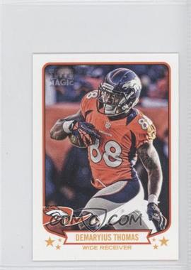 2013 Topps Magic Mini #272 - Demaryius Thomas