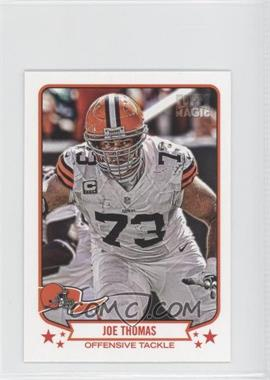 2013 Topps Magic Mini #317 - Joe Thomas