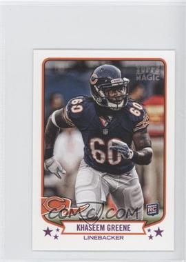 2013 Topps Magic Mini #98 - Khaseem Greene