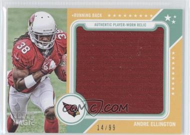 2013 Topps Magic Rookie Relics #MRR-AE - Andre Ellington /99