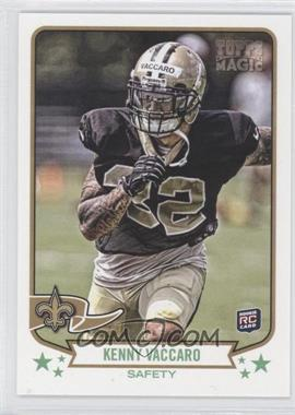 2013 Topps Magic #170 - Kenny Vaccaro
