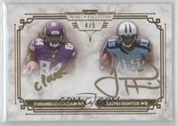 Cordarrelle Patterson, Justin Hunter /5