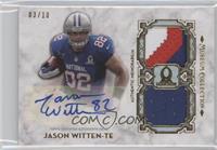 Jason Witten /10