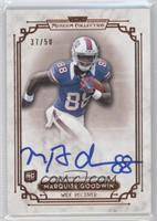 Marquise Goodwin /50