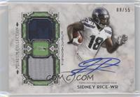 Sidney Rice /55