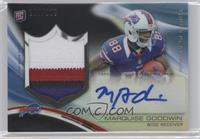 Marquise Goodwin /125