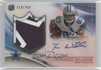 Terrance Williams /484