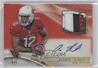 Andre Roberts /5