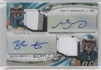 Matt Barkley, Zach Ertz /25