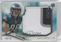 Zach Ertz /59