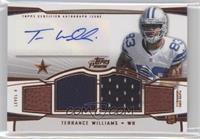 Terrance Williams /50
